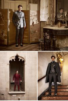 Fall '13 Men's Collections