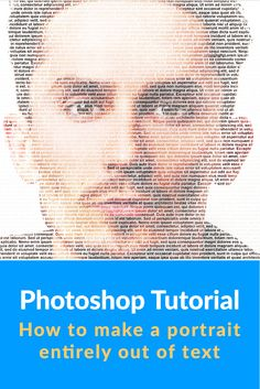 how to make text colomns in photoshop