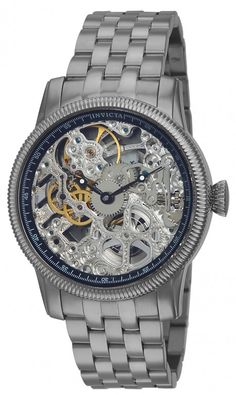 Invicta plays closer detail to fine details of everything that is made by them...