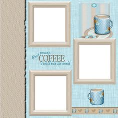 Frames borders flowers picture frame and trees pour vos creas cadres