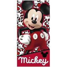 That's Mickey all right