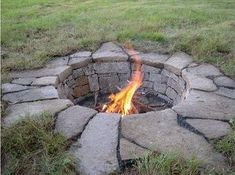 Back Yard Patios with Fire Pits | Fire Pit Patio Ideas