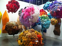 Mike Kelley at Art Basel Miami