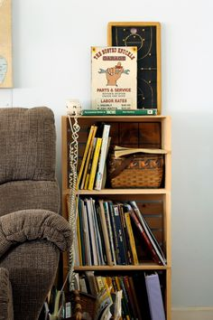 How to Turn Unique Crates into Modern Furniture