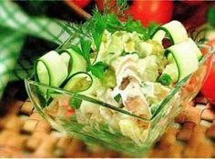 Лучшие салаты: Оливье