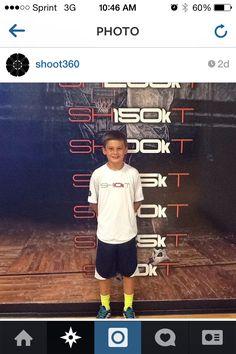 Congrats to Nolan on making 10k! #iAmArete #Shoot360
