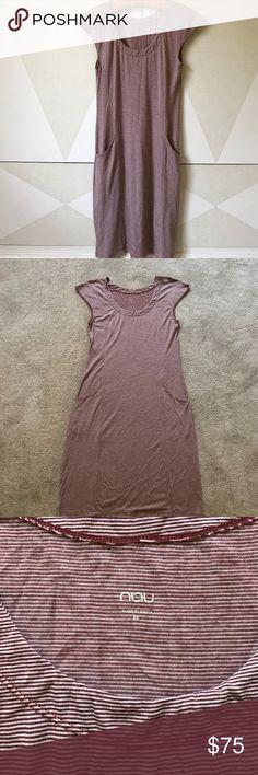 NAU merino dress XS NWOT nau Dresses Midi