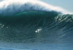 one of the biggest wave in the world