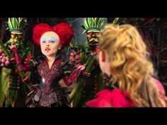 """Alice Through The Looking Glass - """"Hurry Up"""" Clip"""