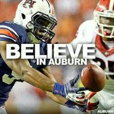 I believe in Auburn and love it. Football War, Football 2013, Auburn Football, College Football Teams, Auburn Tigers, Football Season, Football Helmets, Auburn University, Mississippi State