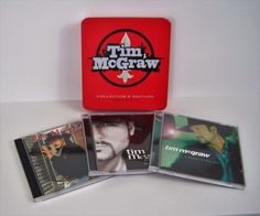 Tim McGraw Collector's Edition #2 [Box] by Tim McGraw (CD, Sep-2008, 3 Discs, Cu #ContemporaryCountry