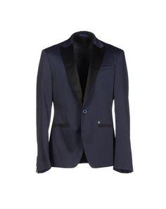 #Bikkembergs giacca uomo Blu scuro  ad Euro 268.00 in #Bikkembergs #Uomo abiti e giacche giacche