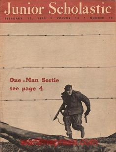 Junior Scholastic - February 1945