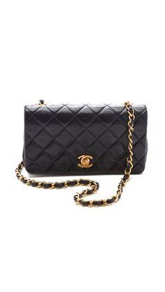 Vintage Chanel Classic Flap Bag