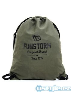 Batoh Funstorm Minnet benched Bag khaki 1/1
