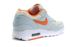 Nike Air Max 1 Online Orange Weiblich