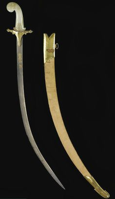 Mughal Jade-Hilted Sword - Dated: 17th century. Culture: Indian, Mughal. Copyright © 2013 Islamic Arts
