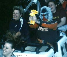 50 Of The Most Amazing And Impressive Pictures Ever Taken On Amusement Park Rides