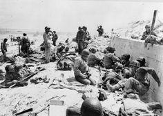 d day casualties omaha beach
