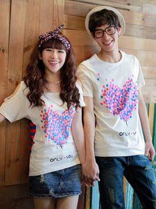 情侣装短袖T恤