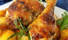Citronovo-mátové kuře