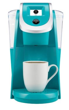 TEAL KEURIG 2.0!!! Dream for future kitchen