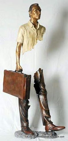 Sculptures de Bruno Catalano