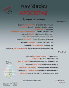Navidades Apocrifas, Coleccion Iustraciones Kino