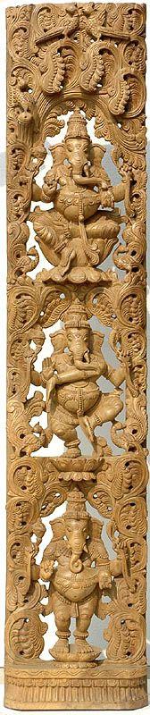 Sri Ganesha Lord Ganesh Om Gam Ganapataye Namaha    #Namaste