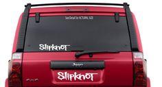 SLIPKNOT Sticker Decal Vinyl JDM Euro Stance Lowered Plus Music Car Truck #7yearoracalvinyl