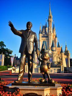 Walt Disney World. Best Place Ever.
