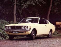 Toyota Corona Mark II Coupé - 1971