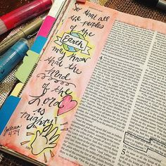 Joshua chapter 4 with #goodmorninggirls Bible reading plan. My husband has a habit of writing down all of the blessings, miracles and victories that God has done in our lives from time to time. They are reminders of His love towards us. Something to share with the boys when they get older...proof that He was with us from the beginning and that He has never failed. Joshua told the children of Israel to gather river stones as evidence of the miracle of the parting of the Jordan River; to share…