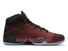 Air Jordan XXX Chaussures Air Jordan Prix Pour Homme Gym Red 811006_601-Air…  Nike ZoomMen's BasketballRed ...