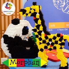 """Воображение делает нас всемогущими!  Фантазируйте с нами! Фантазируйте сами! Интернет-магазин """"Конструкторы детям"""" http://konstruktorydetjam.ru/  8-800-555-94-45   #конструктор #лего #банчемс #липучка #magformers #lego #banchems #мегаблокс #магнитный #деревянный #morphun #megablocks #mega #игрушки #детский #динозавры #зоопарк #морфан"""