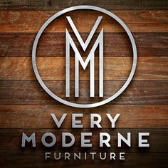 #Branding for furniture brand #logodesign #type #deco #artdeco #design #typography #goodtype #strengthinletters #monogram #wood