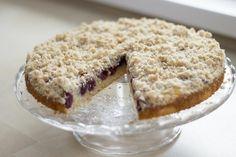 Višňový koláč z jogurtového těsta - další dobrota díky budlina1 Krispie Treats, Rice Krispies, Food And Drink, Blog, Blogging, Rice Krispie Treats