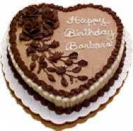 Heart Shape Chocolate Cake Available For Chennai Delivery We Online Gifts To On