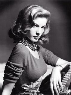 """A woman isn't complete without a man. But where do you find a man - a real man - these days?"" - Lauren Bacall"
