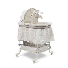 Special Offers - Simmons Slumber Time Gliding Bassinet Nursery Rhyme - In stock & Free Shipping. You can save more money! Check It (May 30 2016 at 08:43AM) >> http://babycarseatusa.net/simmons-slumber-time-gliding-bassinet-nursery-rhyme/