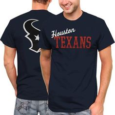 a28775c11 Houston Texans Game Day T-Shirt - Navy Blue
