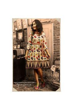 batik amarillis's Heyday1 dress