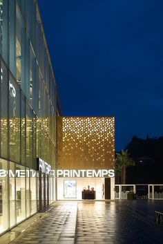 antonio virga architecte : printemps (photo julien lanoo)