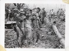 Guadalcanal, WWII, Japanese Soldiers, Prisoners of War, POWS Guadalcanal Campaign, War Dogs, Us Marine Corps, Prisoners Of War, Solomon Islands, Military History, World War Ii, Marines, Wwii