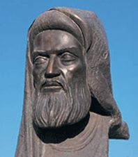 "Kamāl-al-Din Mohtasham Kāšāni (1528–1588) was a Persian poet of Safavid's period. He is mainly known by his elegy on martyrdom of Imam Hossein and his family. he was a follower of the shiite school of ""voghoo"" and one of the most well known of shiite poets. He was born in Kashan and is burried there."