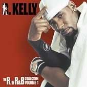 R. Kelly - R. in R&b Collection Volume 1, White