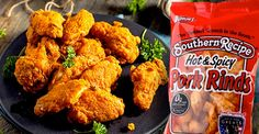 You wouldn't believe the gunk that's hiding in our go-to #summermeals. Let's lighten up as much as a sunshiny day with these amazing #porkrind swap outs. Get 'em on our blog, click the pin!  #Texas #Snacks #Protein #TravelSnacks #Football #Basketball #Fishing #GoFishing #Hunting #Recipes #Recipe #PorkRind #PorkRinds #Flavorful #Delicious #Wow #foodie