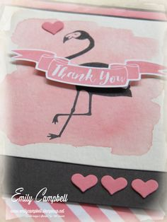 2016-18 In Colours, Flirty Flamingo, Pop of Paradise