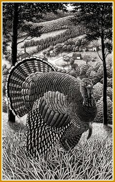 Dreams On 34th Street ~ French Bread & Family: time to talk turkey...