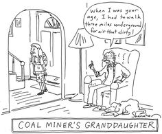 Coal Miners Granddaughter